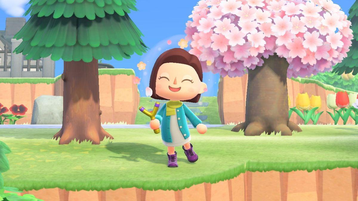 Animal Crossing New Horizons Cherry Blossom Is Back Along With New Seasonal Items Gamesradar