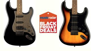 This $160 Squier Bullet HSS Strat is one of the best Black Friday beginner guitar deals so far