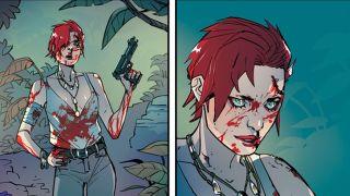 Painkiller Jane: Heartbreaker excerpt
