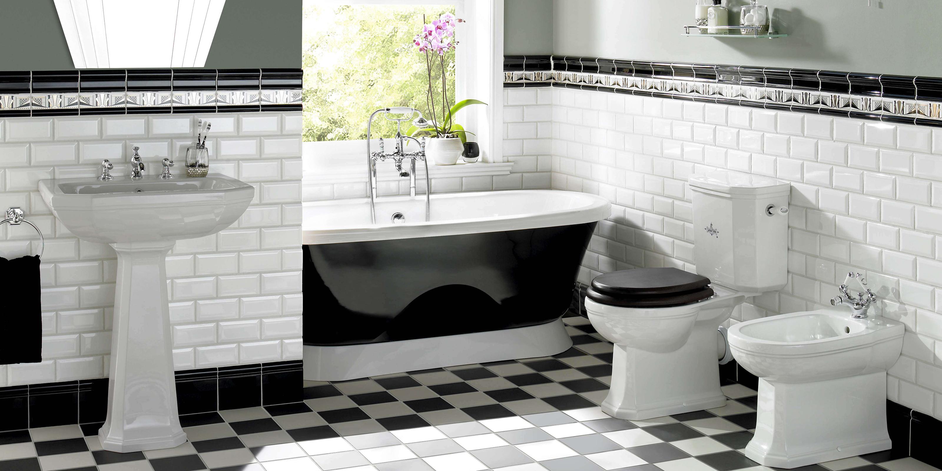 Black Bathroom Ideas 18 Monochrome Looks To Inspire Real Homes