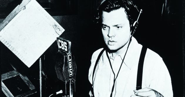 On 30 October 1938, with a clear announcement that this was a programme by 'The Mercury Theatre on the air', Orson Welles and his talented team broadcast one of the most famous hours of radio entertainment in media history.