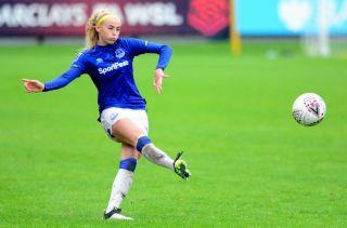 Everton Ladies v Manchester City Women – FA Women's Super League – Merseyrail Community Stadium