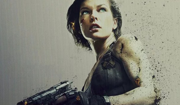 Resident Evil: The Final Chapter Milla Jovovich