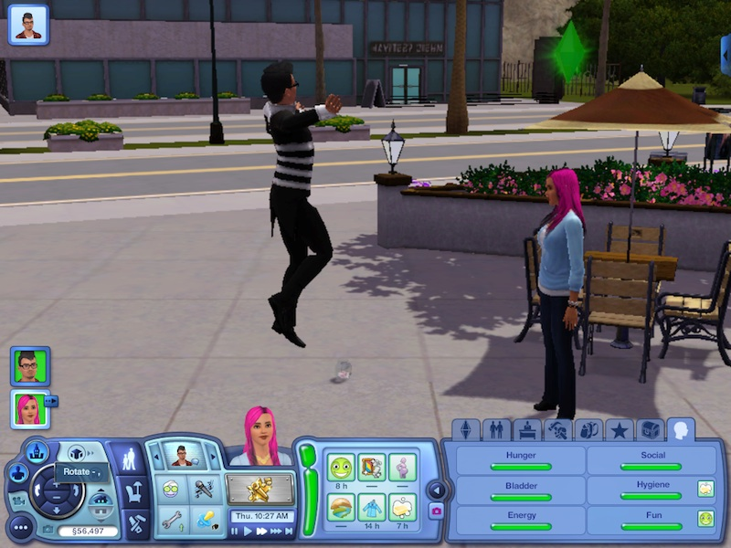 The Sims 3 Showtime Expansion Pack Review: Music, Magic And Acrobatics #21061