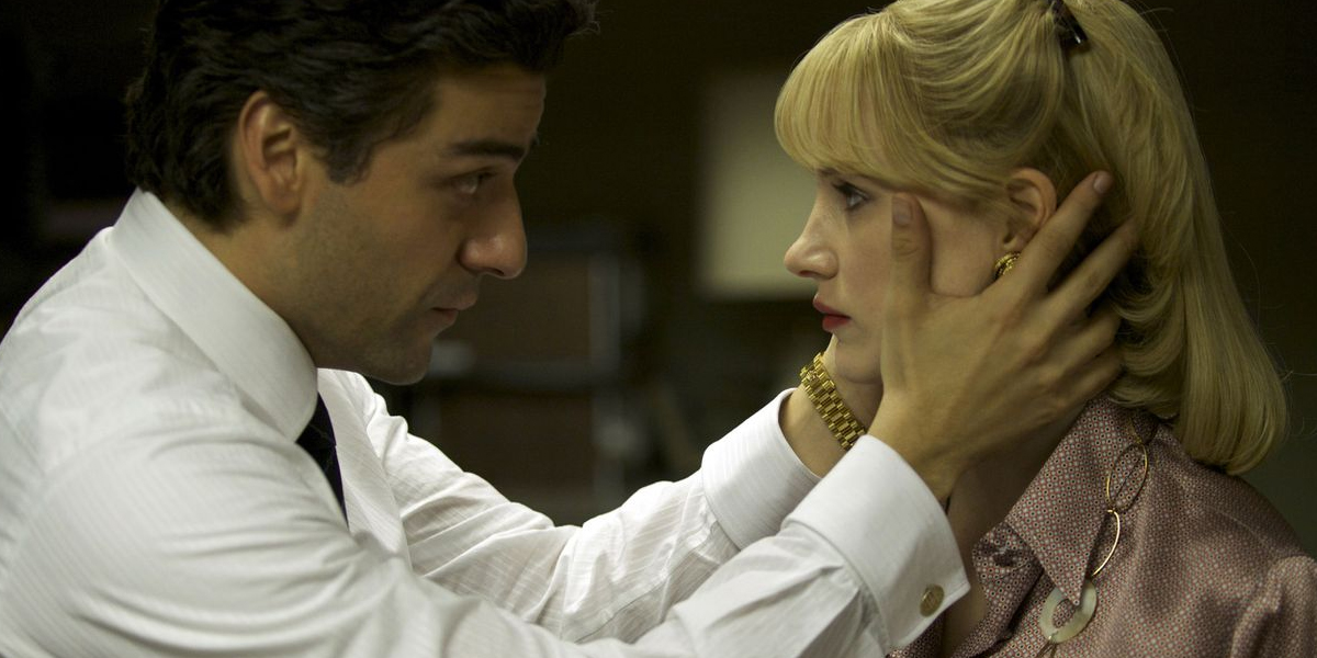 Isaac and Chastain A Most Violent Year