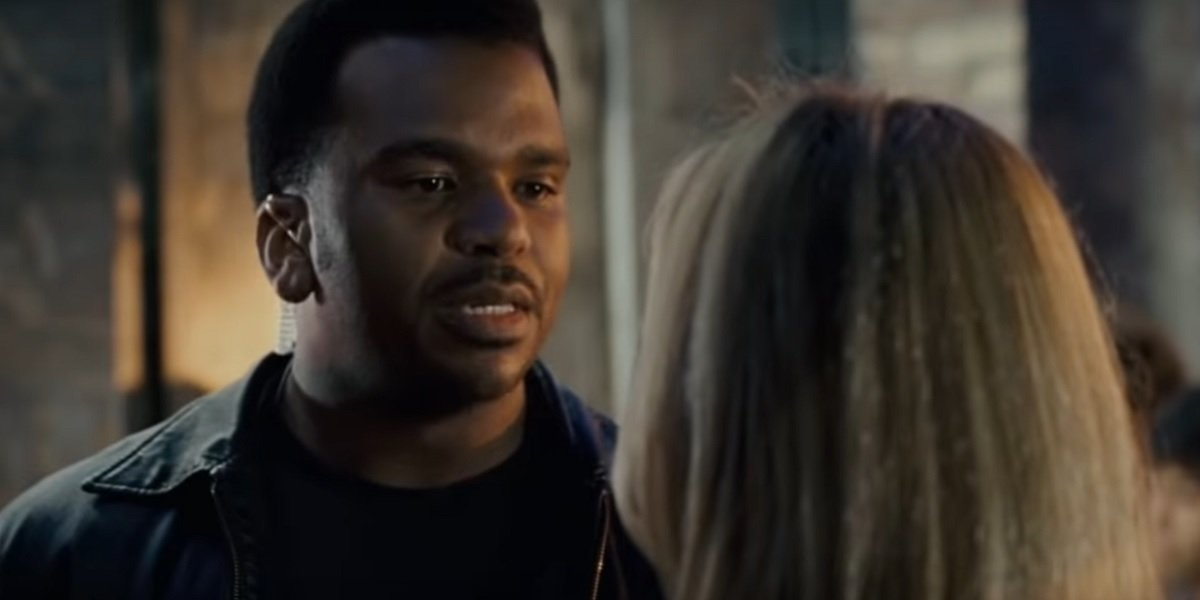 Craig Robinson in Knocked Up
