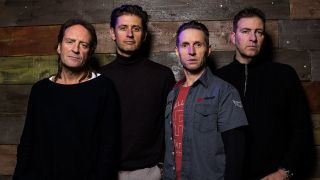 A press shot of jesus jones