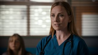 Rosie Marcel plays Jac Naylor in Holby City