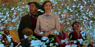 Mary Poppins Returns with Emily Blunt and Lin-Manuel Miranda