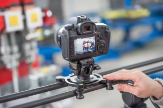best camera sliders for shooting video