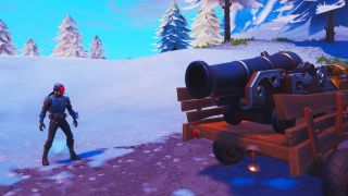 Fortnite Cannon locations