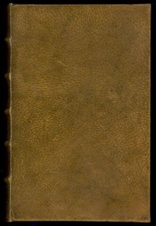 Book Bound in Human Skin