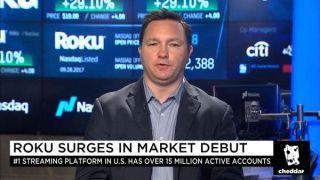 Roku CFO Steven Louden