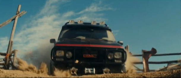 The A-Team Trailer In HD With Screencaps #2215