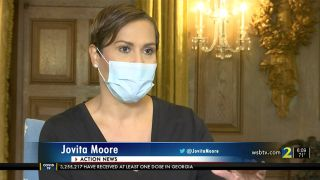 WSB-TV anchor Jovita Moore