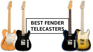 Best Telecasters 2021: 10 top Fender Tele electric guitars for all budgets and styles