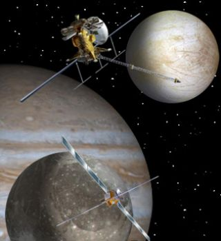 Bold New Missions to Jupiter and Saturn Planned
