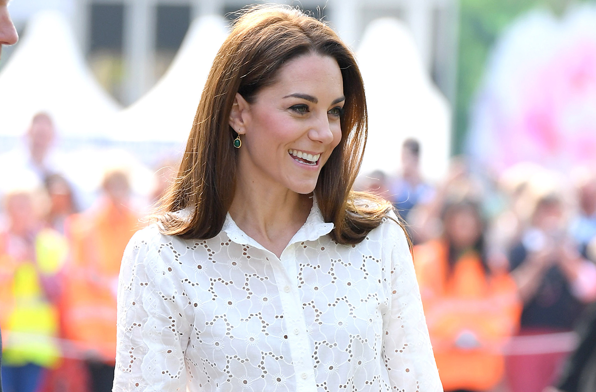 Kate Middleton's favourite trainers are on sale now but you need to hurry