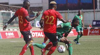 Burkina Faso vs Uganda