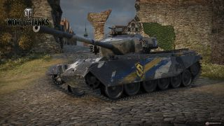 Win A Primo Victoria Tank In World Of Tanks And More