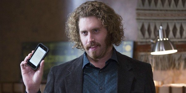 T.J. Miller  in Silicon Valley
