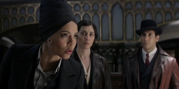 Seraphina Picquery Carmen Ejogo Fantastic Beasts And Where To Find Them