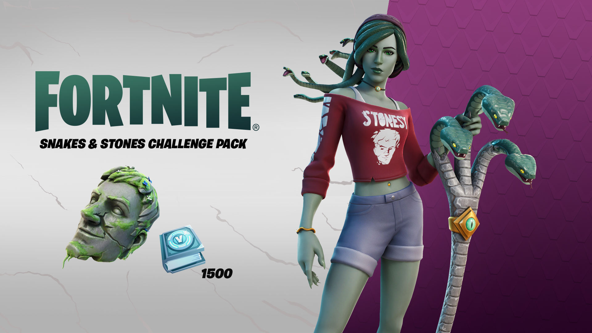 Snakes & Stones Challenge Pack