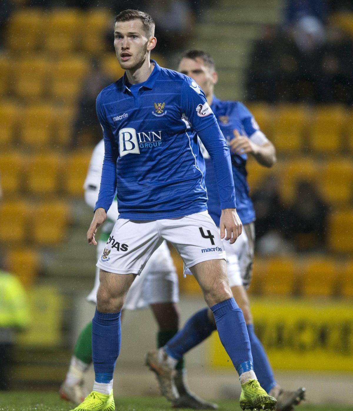 Jamie McCart looking forward to Celtic challenge