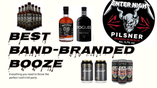 band-branded booze