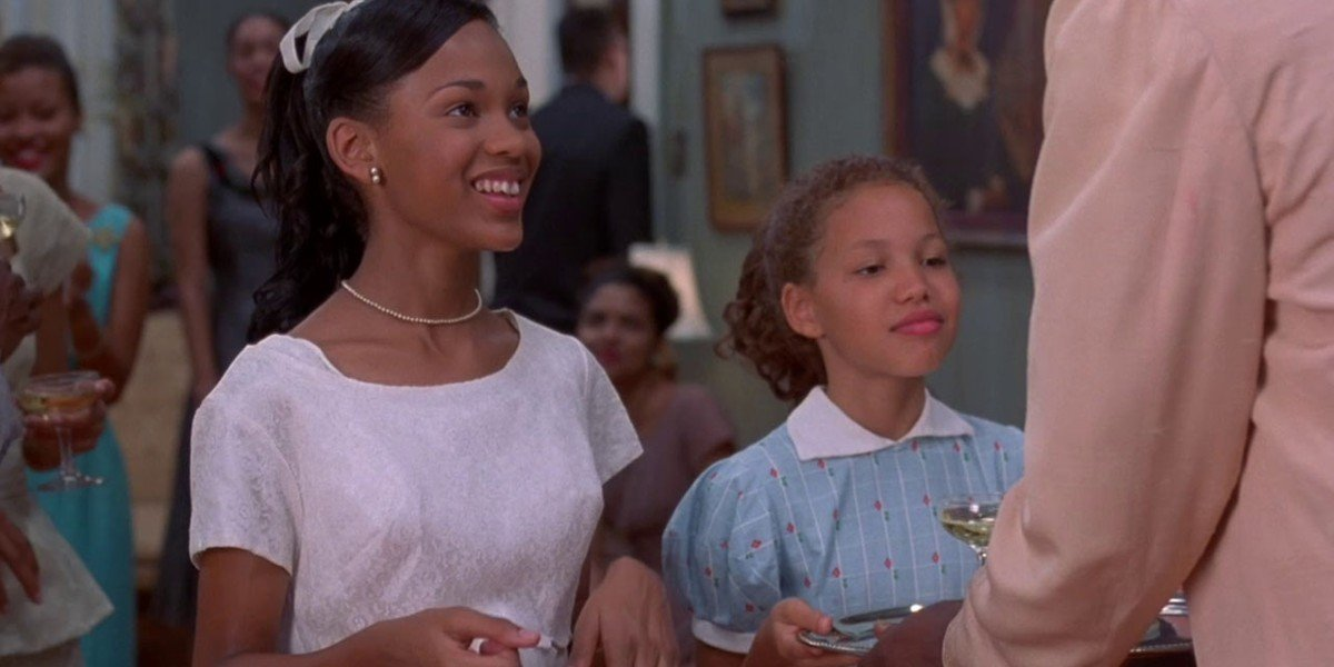 Meagan Good and Jurnee Smollett in Eve's Bayou