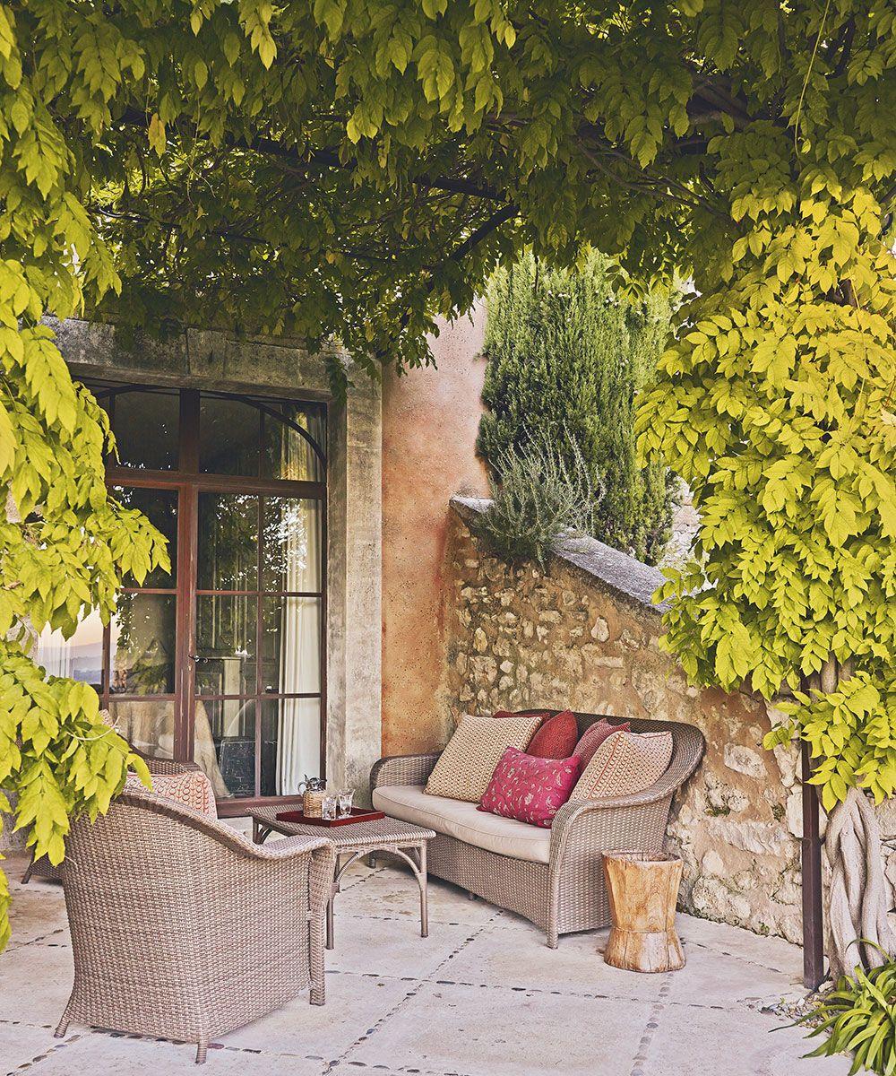 Garden Patio Ideas Garden Patios And Garden Decing Ideas For Terraces Homes Gardens