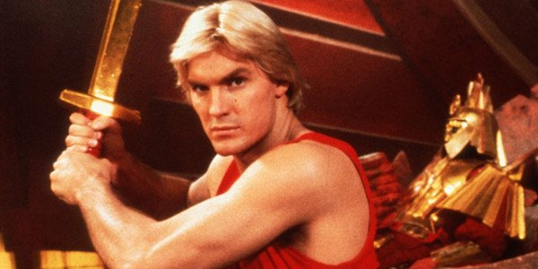 Sam Jones as Flash Gordon