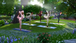 Sims 4 Spa Day pack refreshed