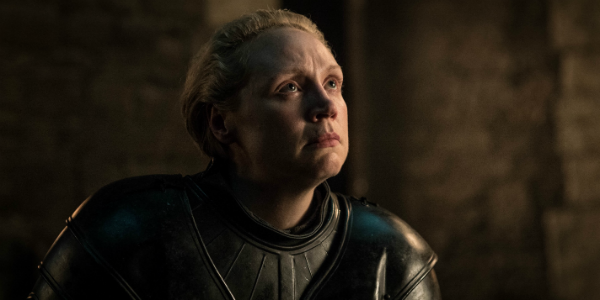 Game of Thrones Brienne of Tarth Gwendoline Christie HBO
