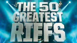 The 50 greatest guitar riffs of all time
