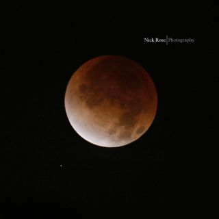 Lunar Eclipse Dec. 10 - Nick Rose
