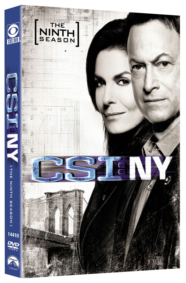 CSI season 9 box art