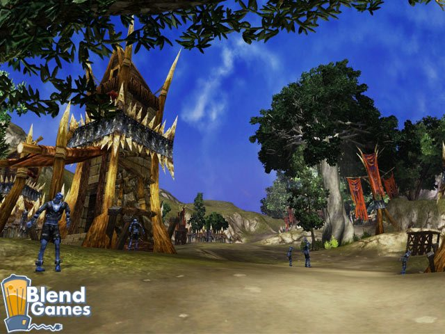 Project S Is Dynasty Warriors MMO Clone For Western Gamers #8701