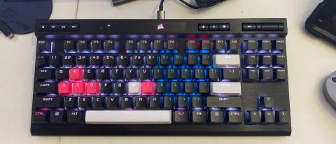Corsair K70 RGB TLK Mechanical keyboard review