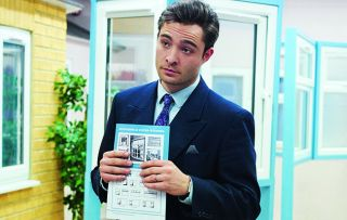 If you liked The Inbetweeners, you'll love this cheeky sitcom about ruthless double-glazing salesmen in 1980s Essex.