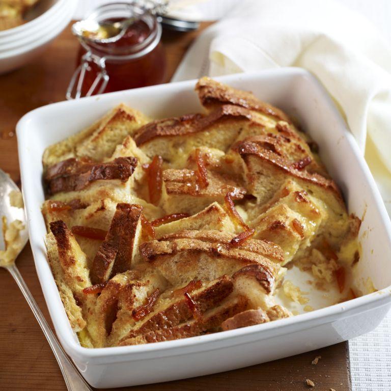 Marmalade Bread and Butter Pudding recipe-Pudding recipes-recipe ideas-new recipes-woman and home