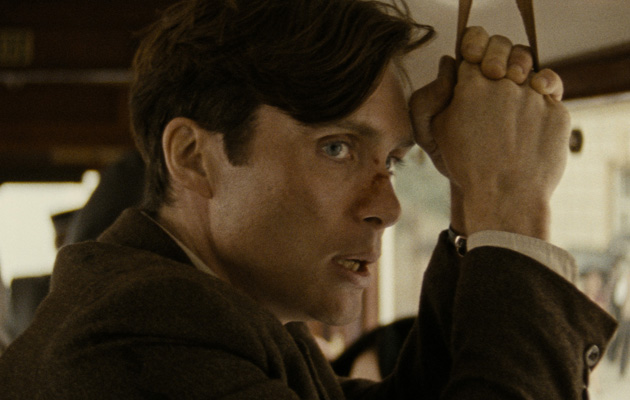 Anthropoid Cillian Murphy