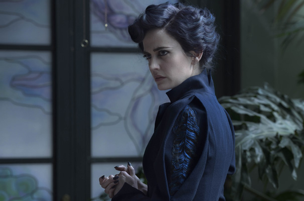 Miss Peregrines Home For Peculiar Children Film Review