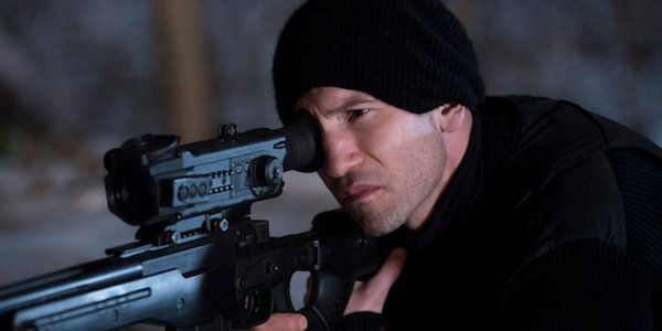 the punisher sniper rifle