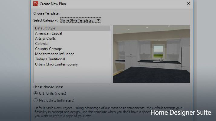 Powerful Home Design Software