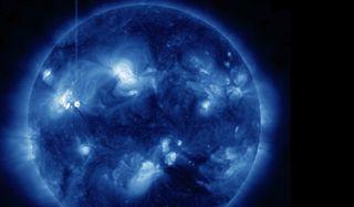 Jan. 11 Solar Flare
