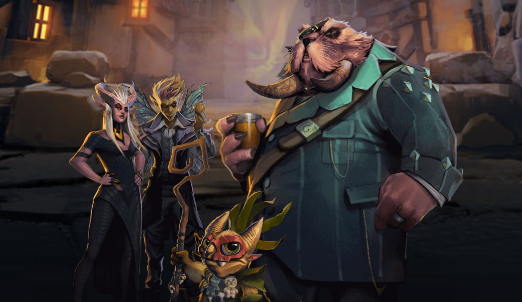 Dota Underlords is getting separate ranked and casual modes | PC Gamer