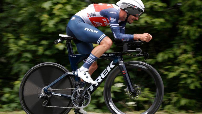 trek new time trial bike