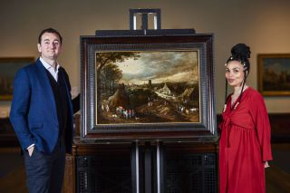 Brendor and Emma Britain's Lost Masterpieces