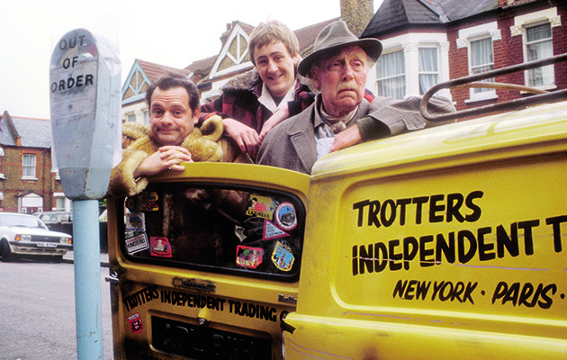 Almost 40 years after the first-ever episode of Only Fools and Horses aired, it still remains one of the country's best-loved TV shows.